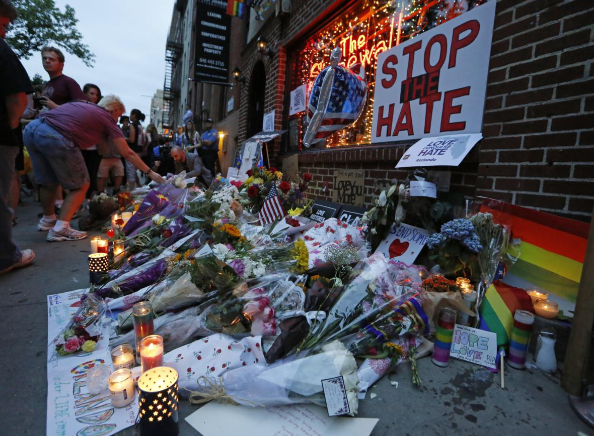 Newyorčané odmítají nenávist