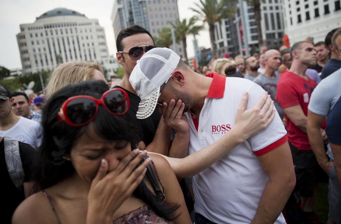 Florida oplakává oběti masakru