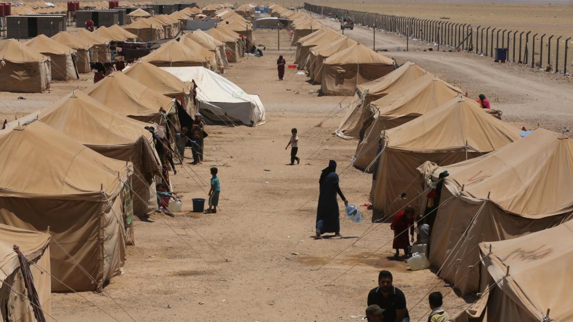 Tábor u Fallúdže