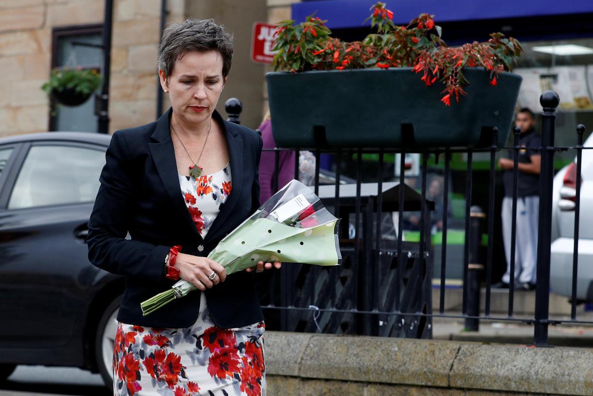 Labouristická poslankyně Mary Creaghová
