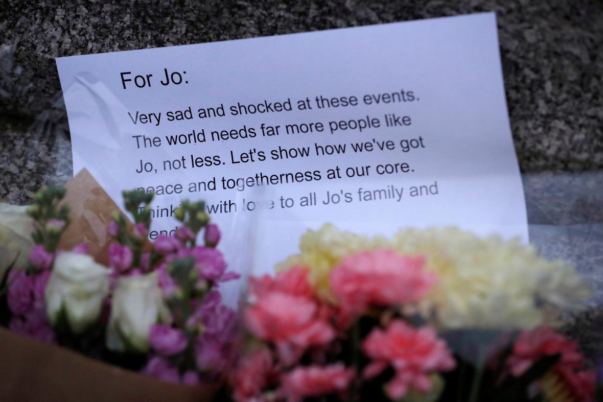 Dopis pro Jo Coxovou