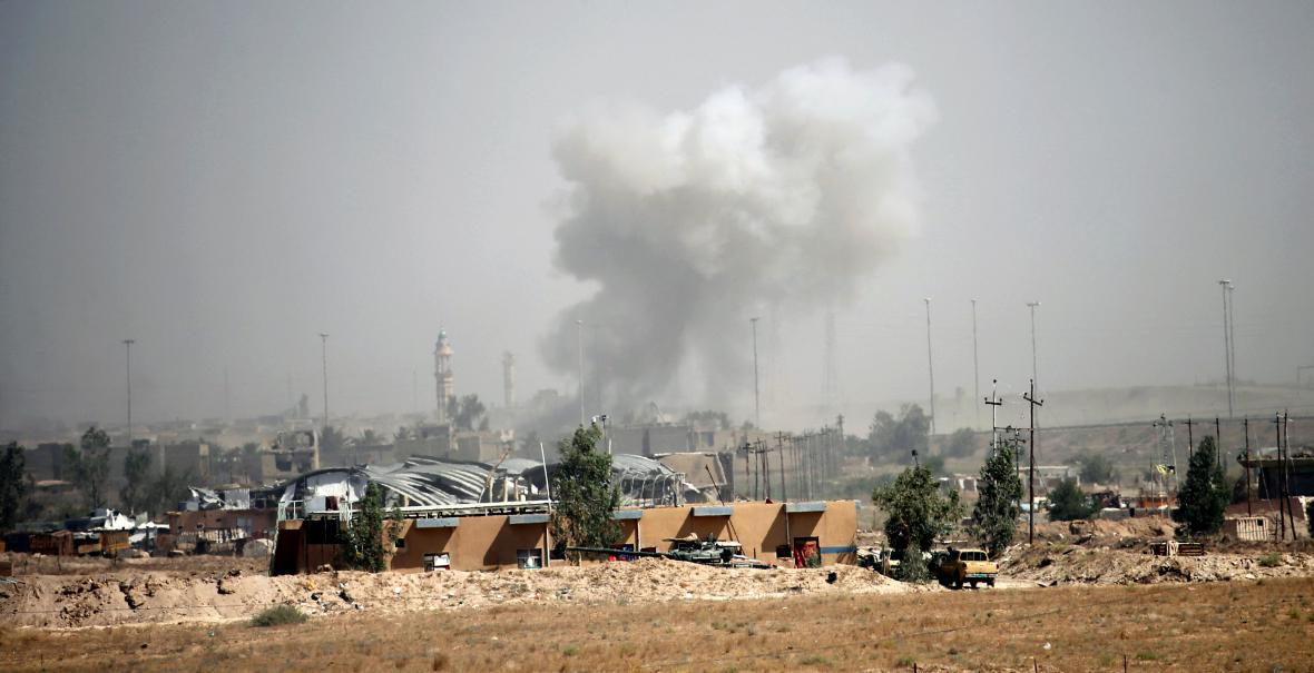 Boj o Fallúdžu