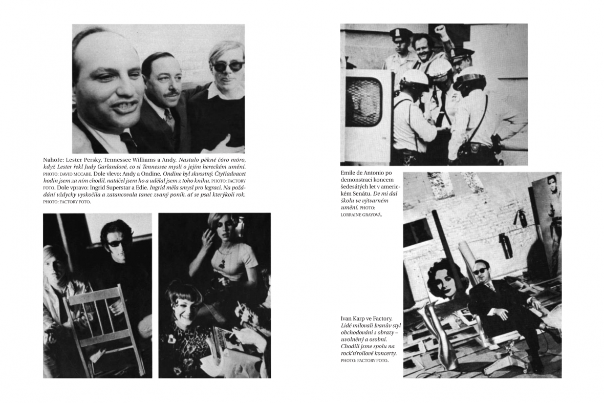 Ukázka z knihy Popismus