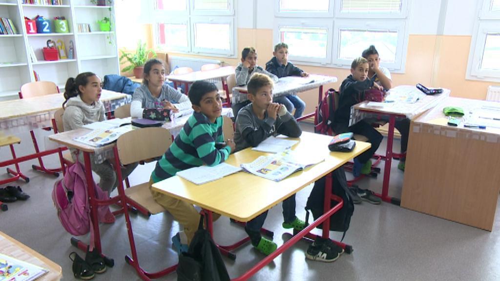 Vzdělávání v romských osadách