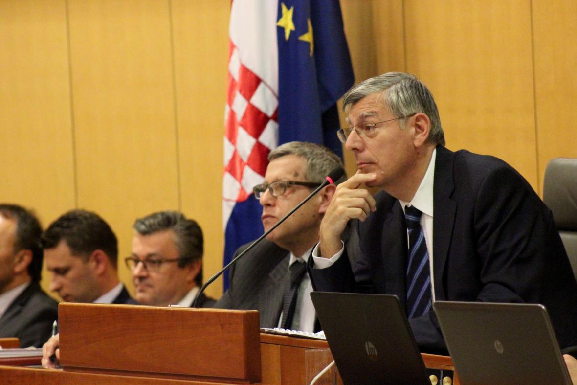 Chorvatský parlament