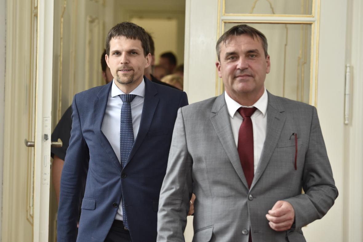 Místo Kláry Liptákové bude prvním náměstkem primátora města Brna Petr Hladík