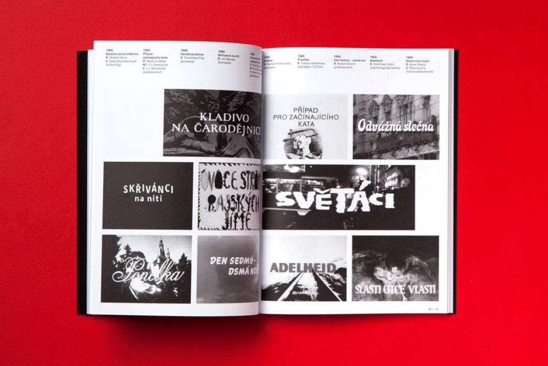 Publikace Typografie filmových titulků