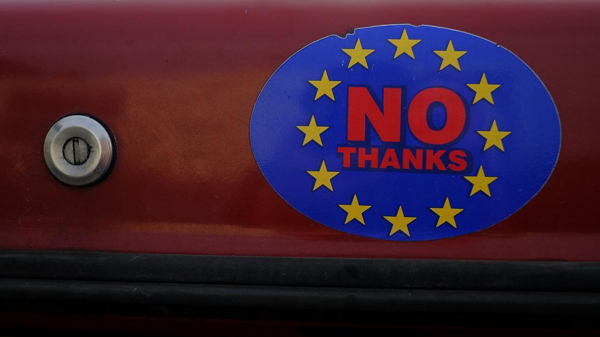 Kampaň za vystoupení z EU