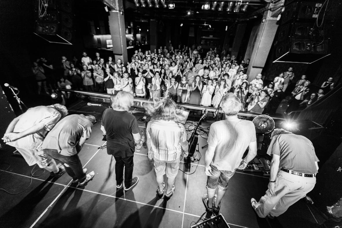 Klubová noc festivalu United Islands of Prague 2016