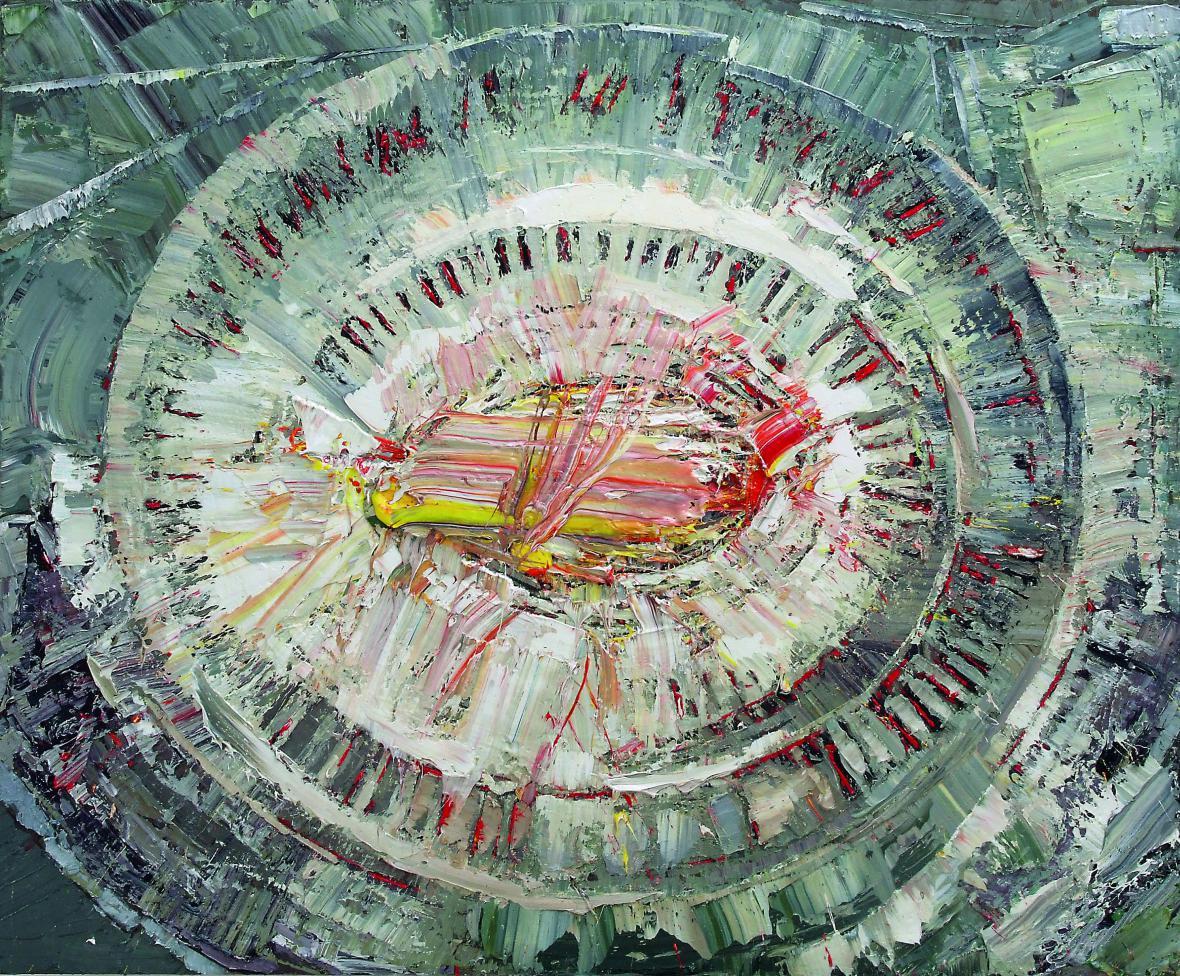 Jiří Sozanský /Koloseum, 2008