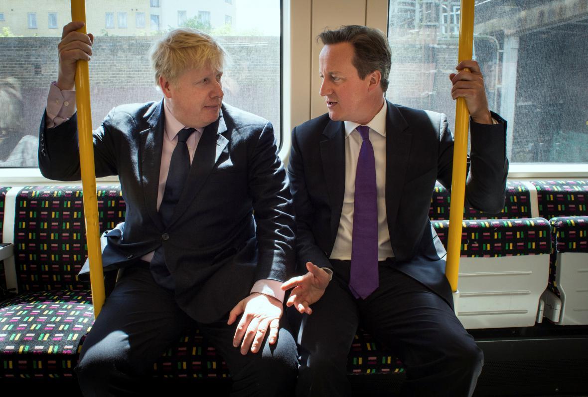 Boris Johnson jako nástupce Davida Camerona?