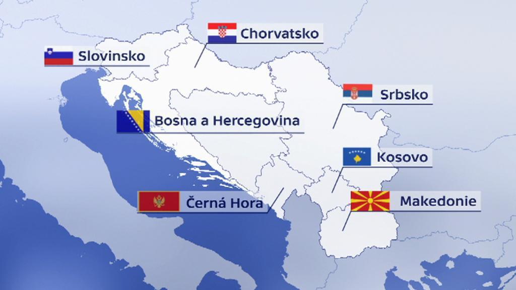 Nástupnické státy Jugoslávie