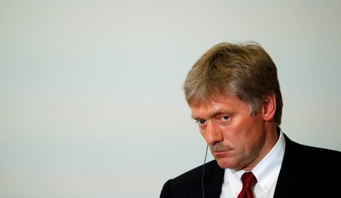 Mluvčí Kremlu Dmitrij Peskov
