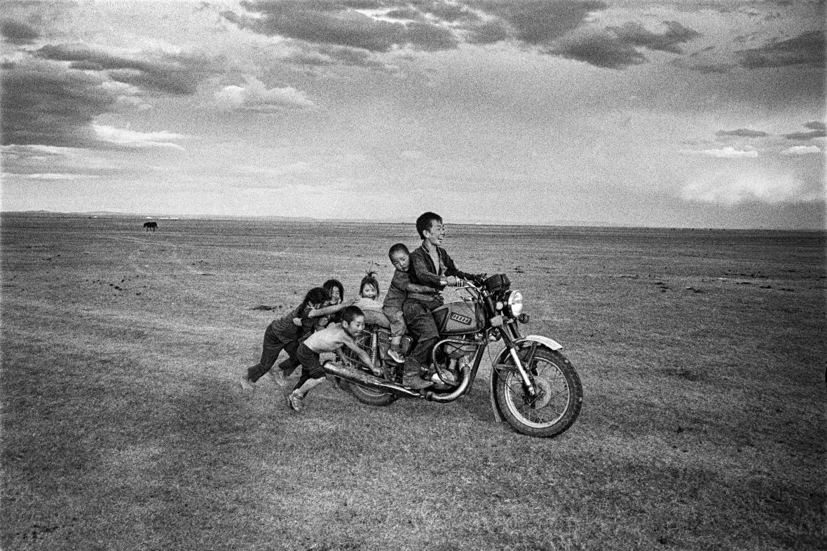Fotografie Karla Cudlína, Mongolsko, 2004