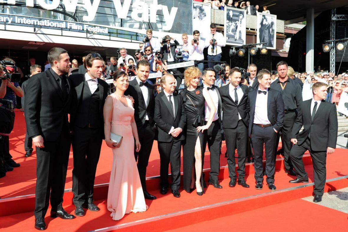 Zahájení 51. MFF Karlovy Vary