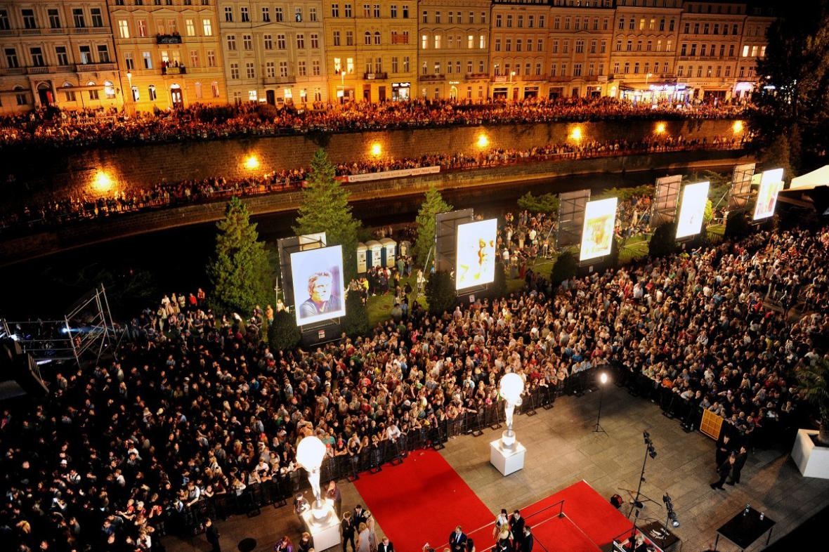 Zahajovací koncert 51. MFF Karlovy Vary