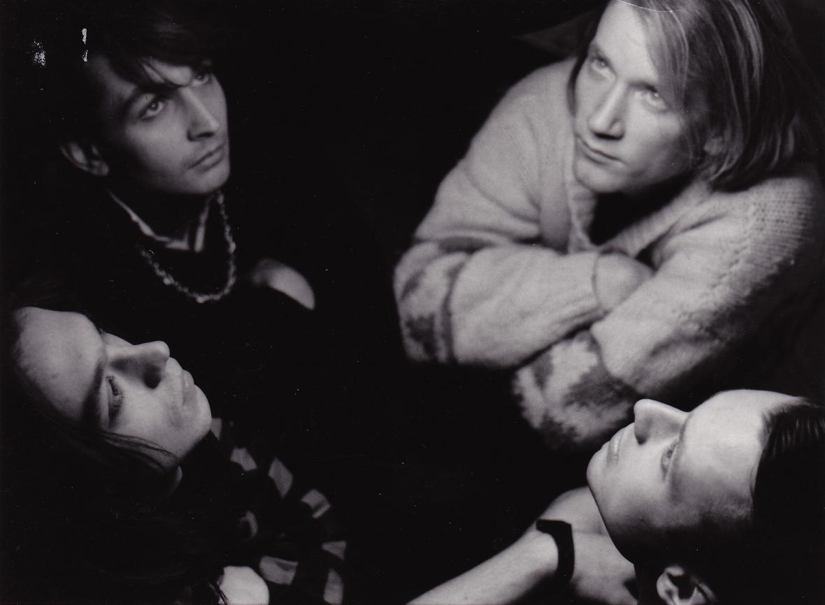 Z dokumentu Lucie - příběh jedný kapely