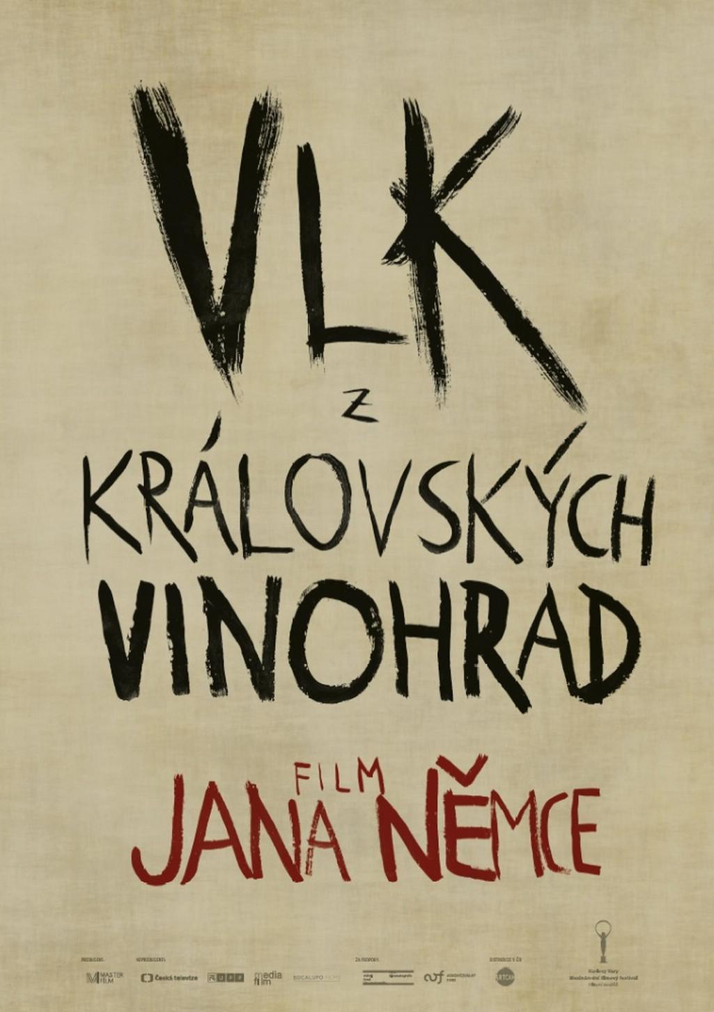 Plakát filmu Vlk z Královských Vinohrad