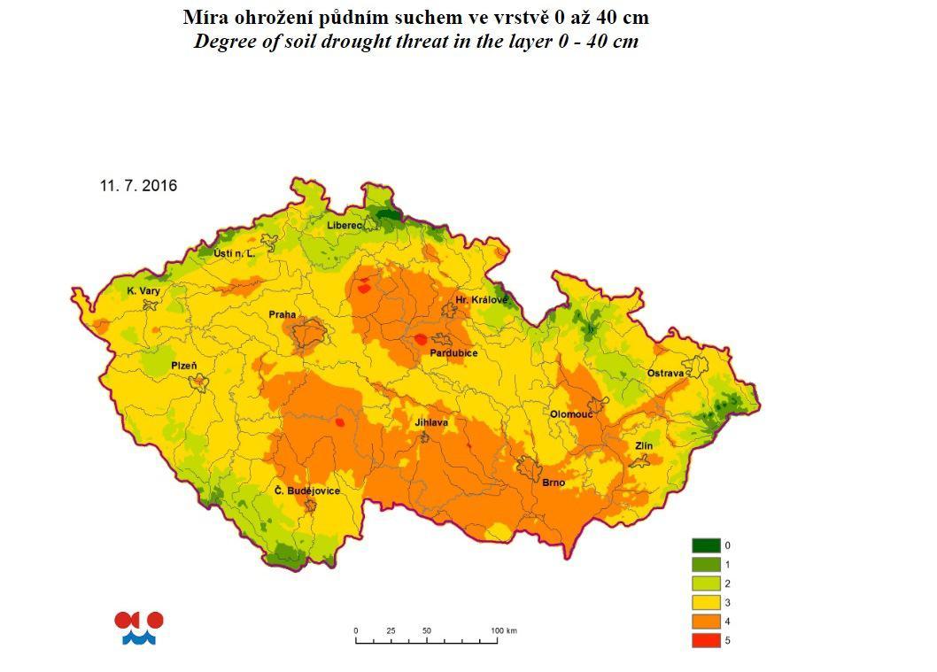 Ohrožení suchem