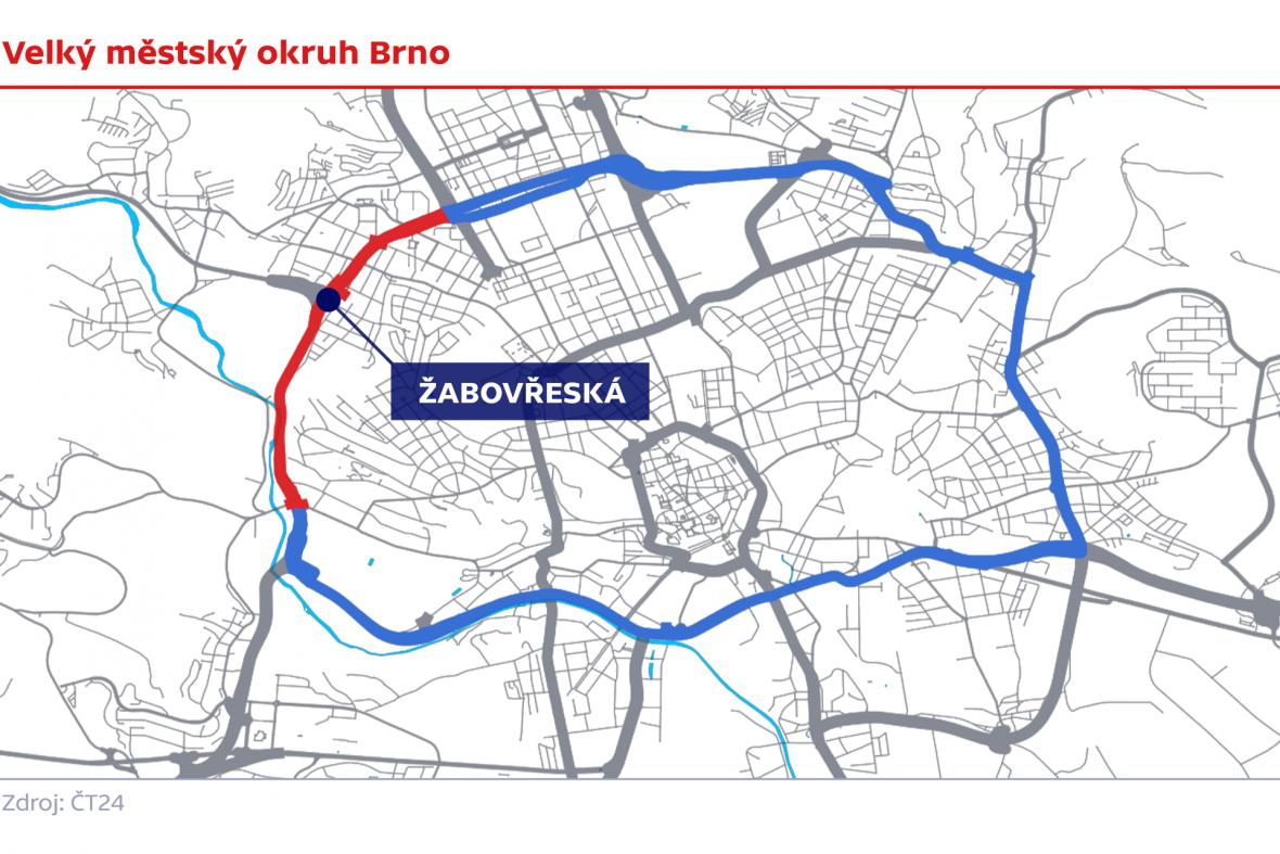Brněnský velký městský okruh