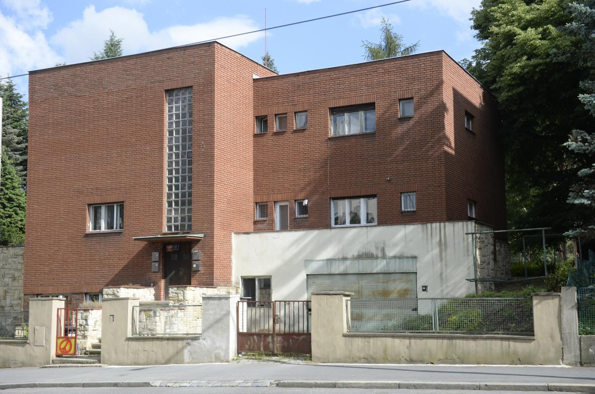 Funkcionalistická vila na Petřinách