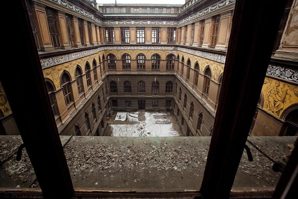Národní muzeum před rekonstrukcí