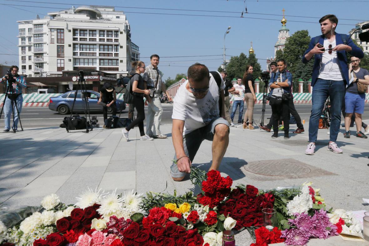Pieta v Moskvě