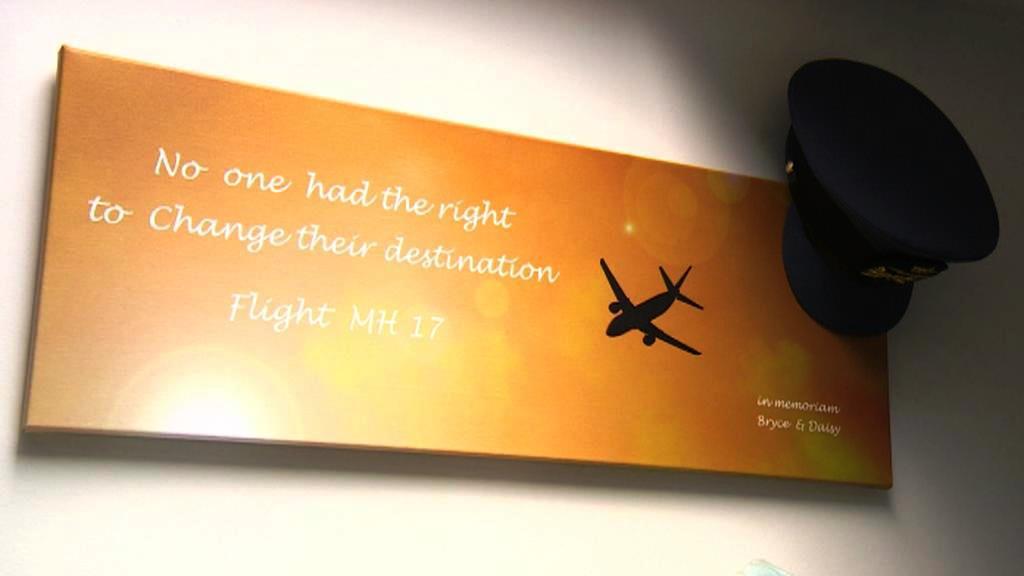 """""""Nikdo neměl právo změnit destinaci letu MH17"""""""