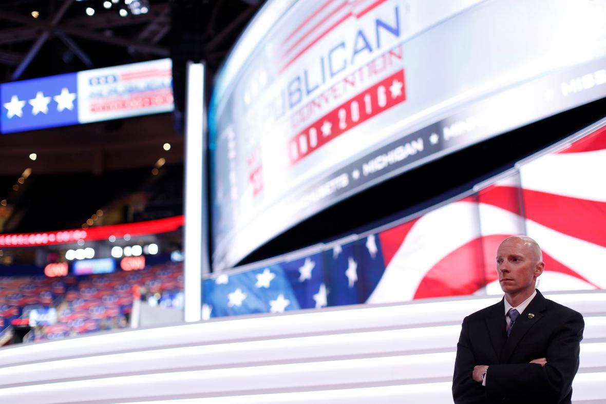 Republikánský sjezd v Clevelandu