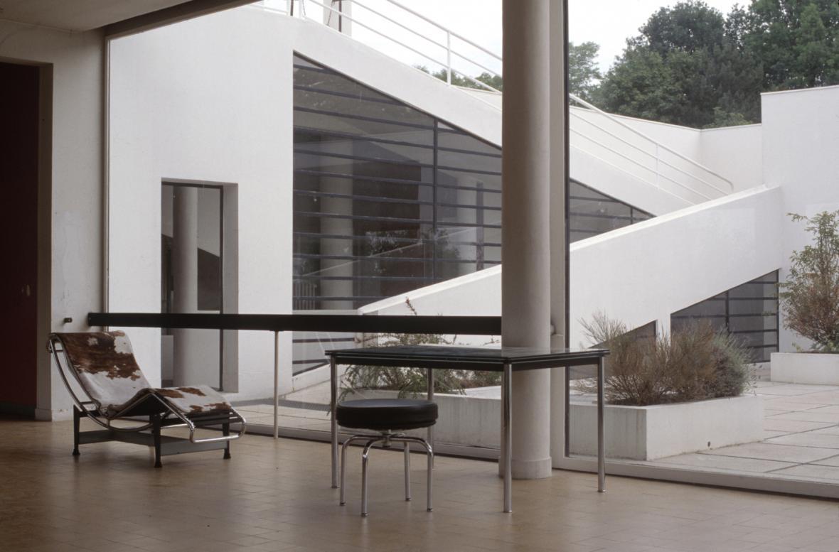 Villa Savoye v Poissy