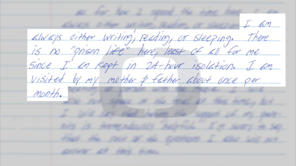 Výňatek z dopisu Kevina Dahlgrena pro ČT