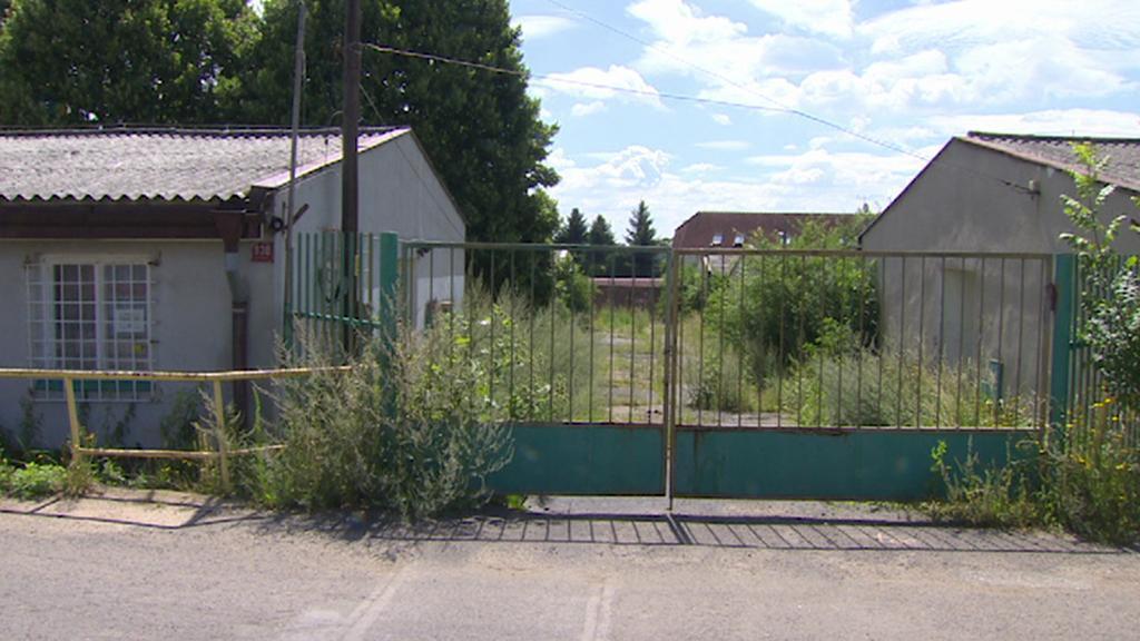 Vybydlené ubytovny v Litvínově