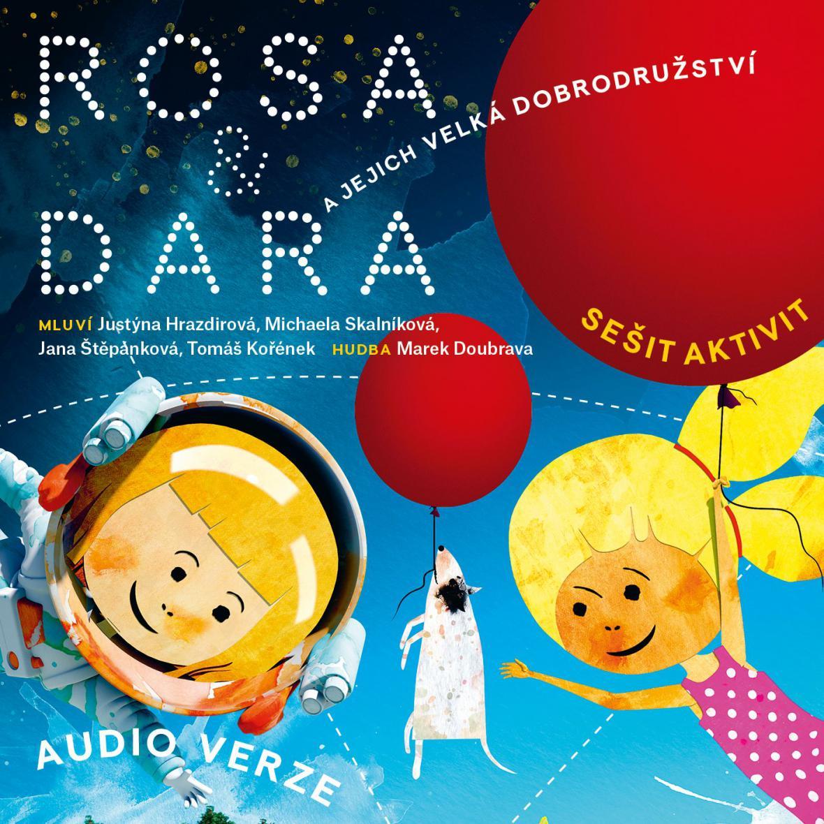Rosa & Dara - audiokniha