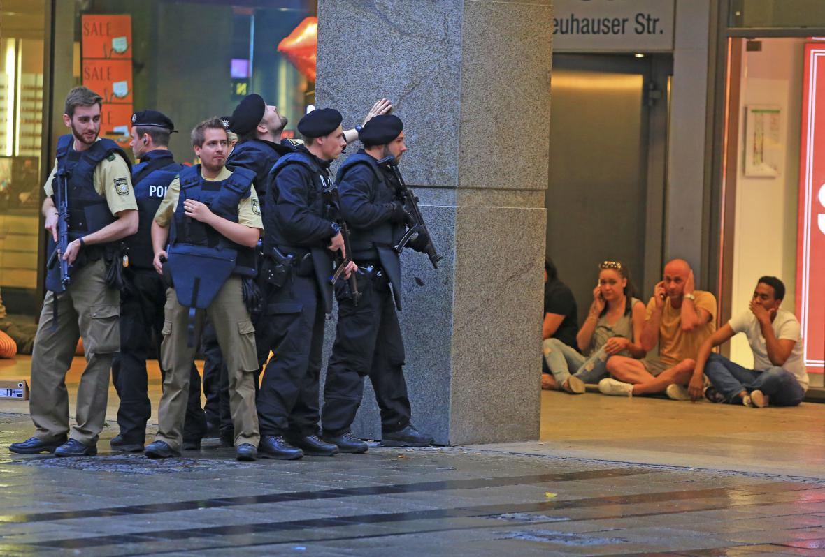Útok v Mnichově