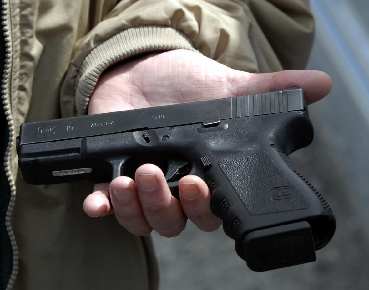 Pistole Glock 17