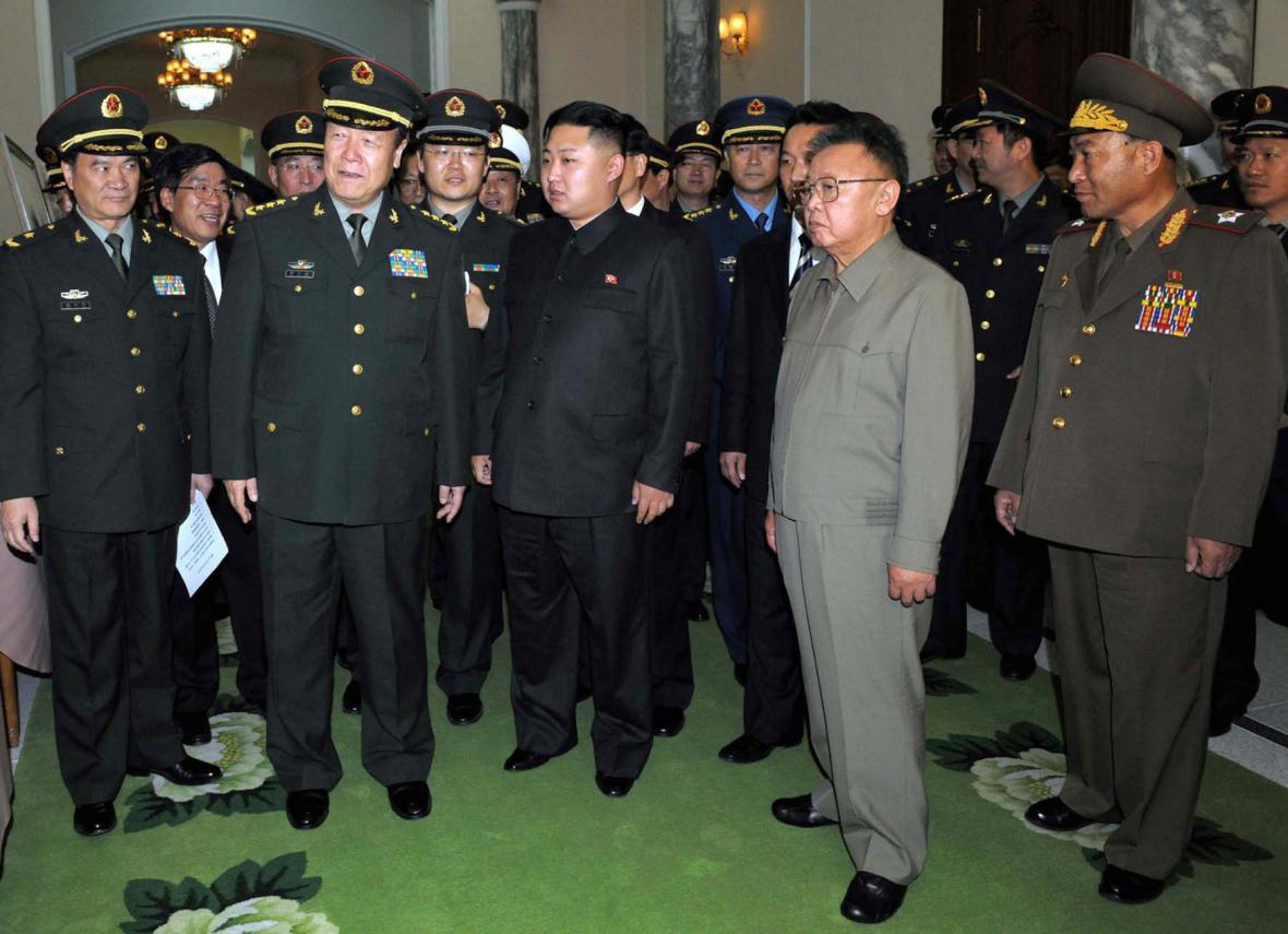Kuo Po-siung (druhý zleva vpředu)