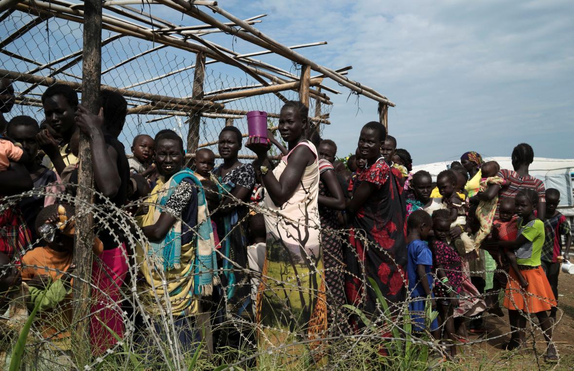 Jižní Súdán je jedním z nejchudších států světa