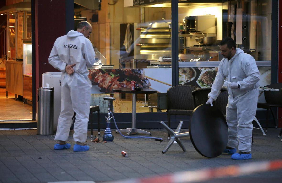 Útok v Reutlingenu
