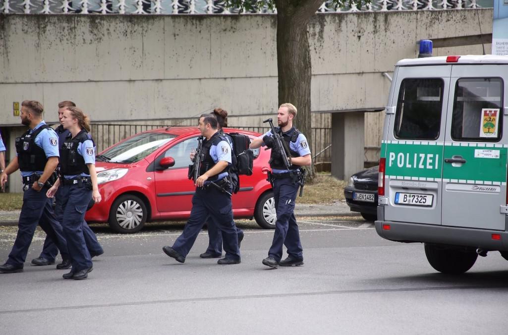 Útok na berlínské klinice