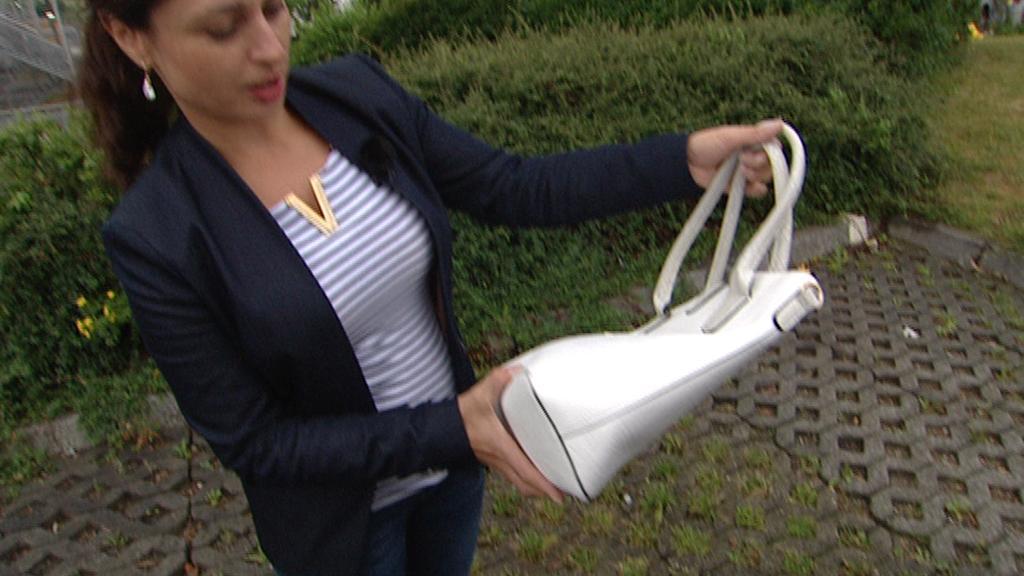 Reklamace kabelky