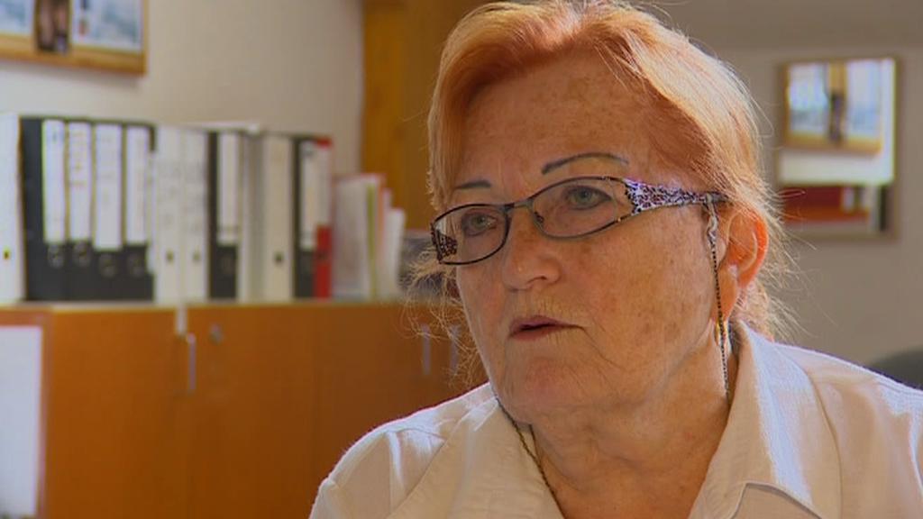 Gerta Mazalová, předsedkyně SOS - Asociace
