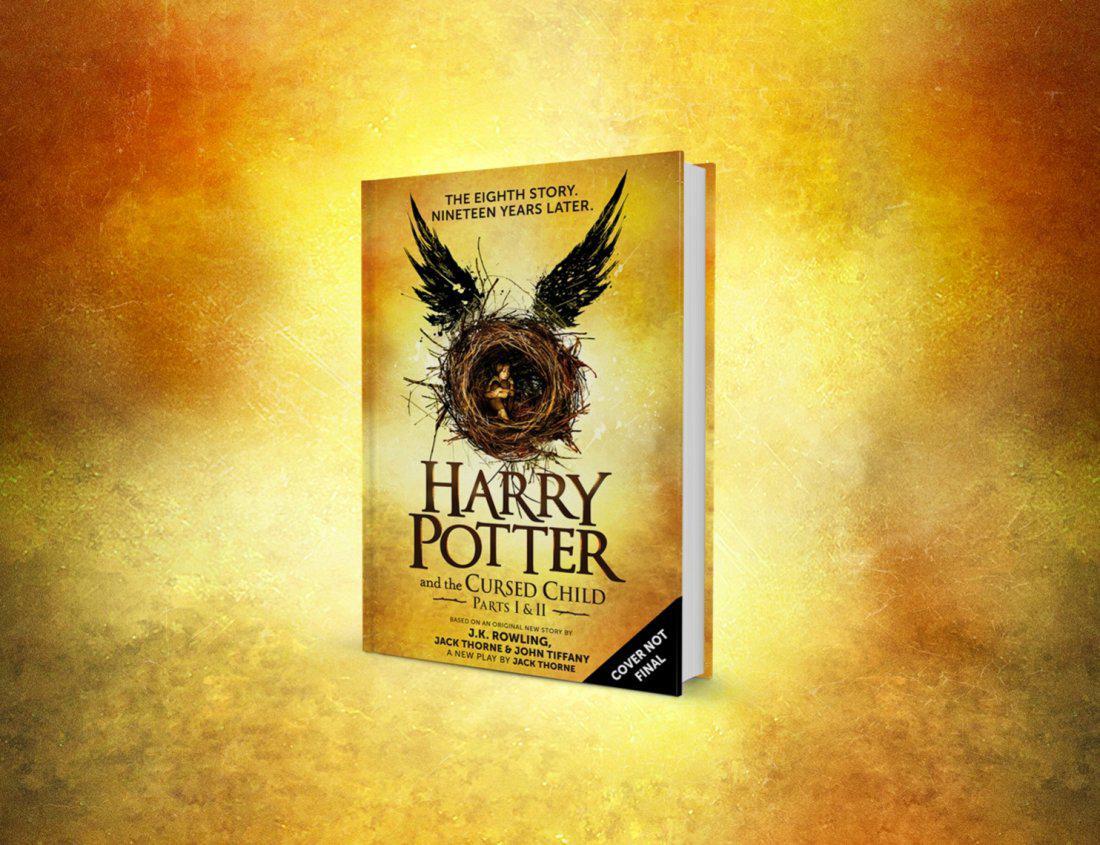 Knižní scénář ke hře Harry Potter a prokleté dítě