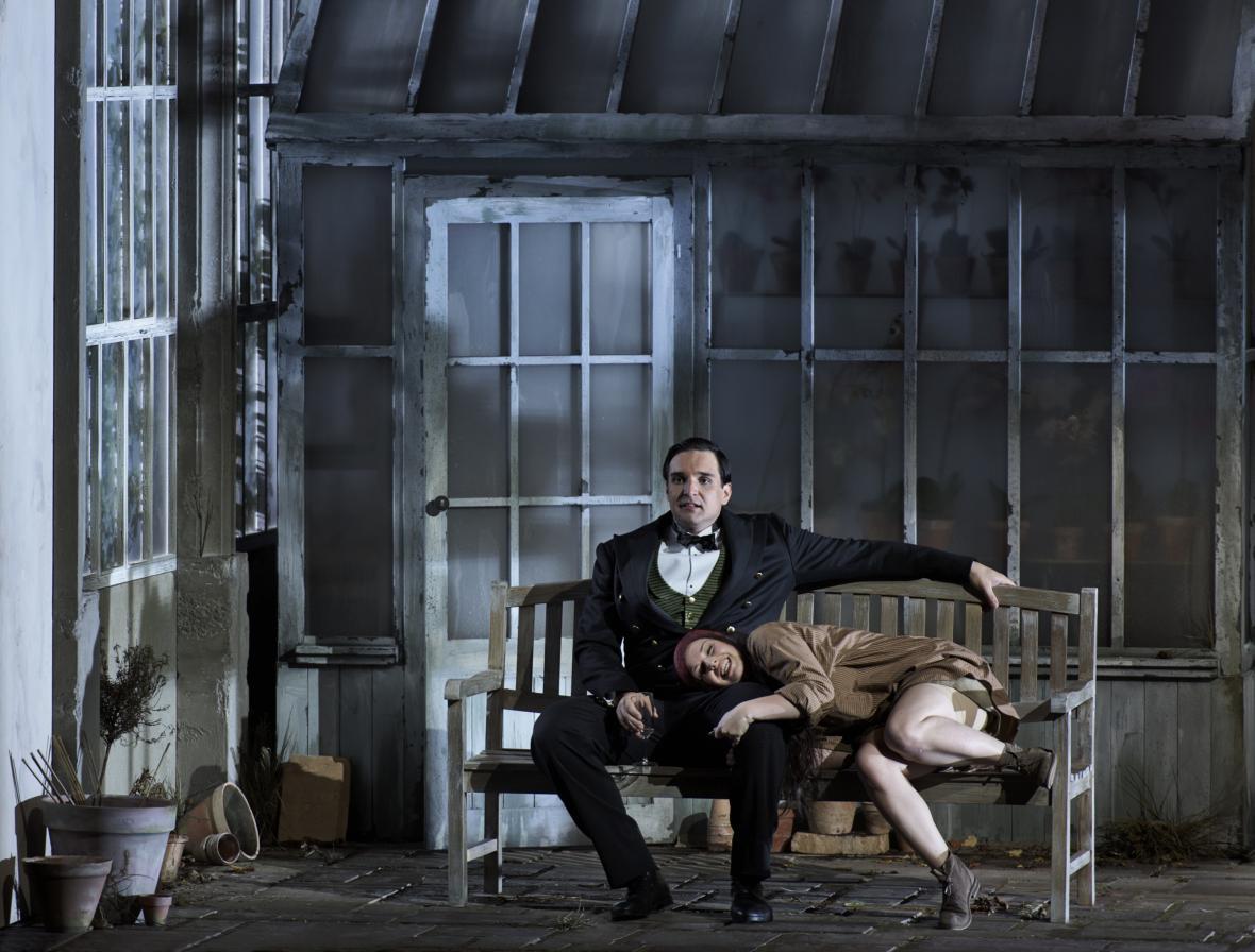 Adam Plachetka jako Figaro