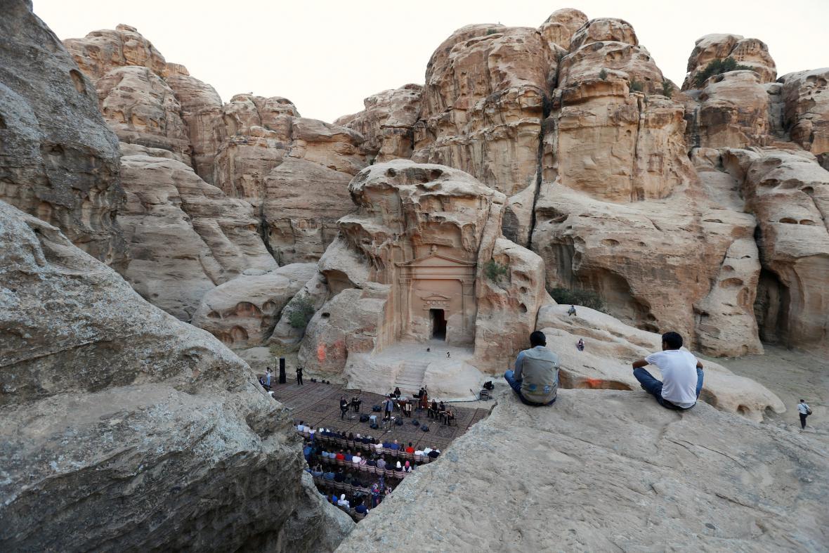 Jordánská Petra