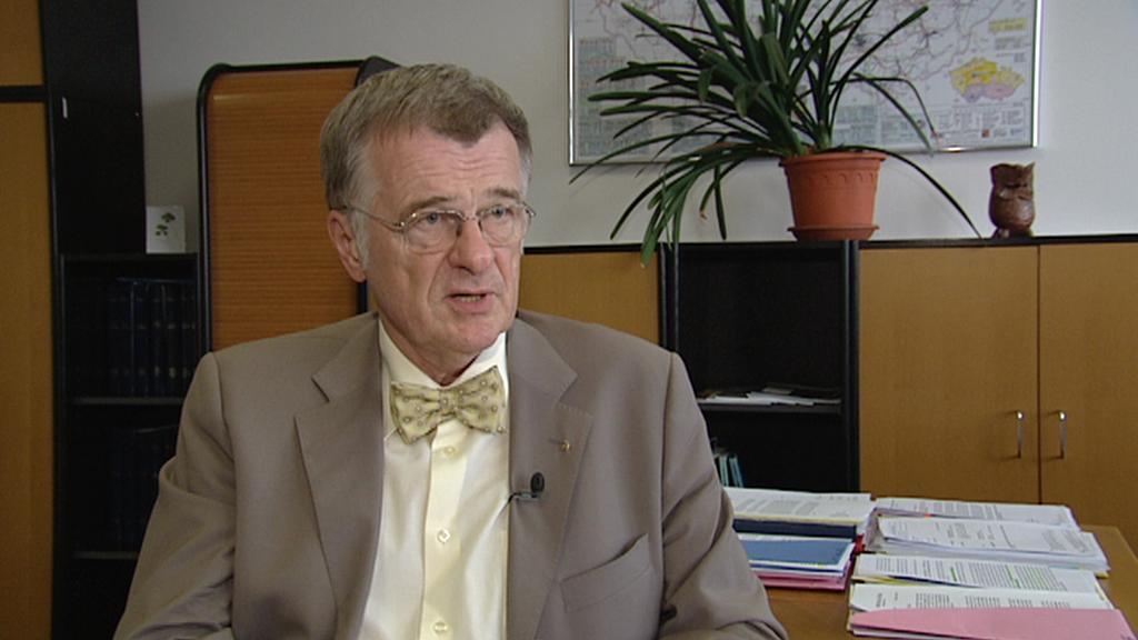 Ivan Noveský, první místopředseda Energetického regulačního úřadu