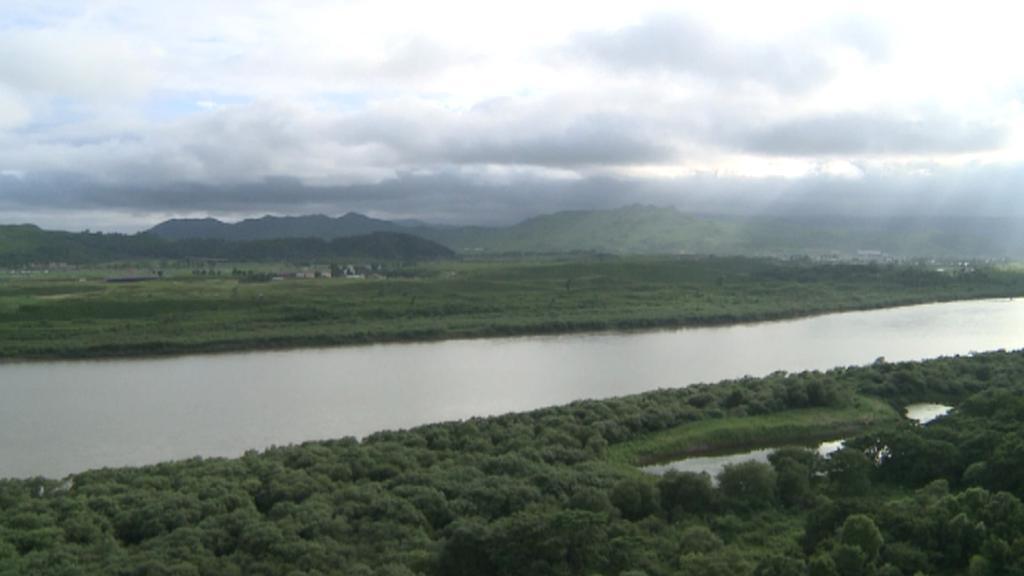 Řeka Tchu-men