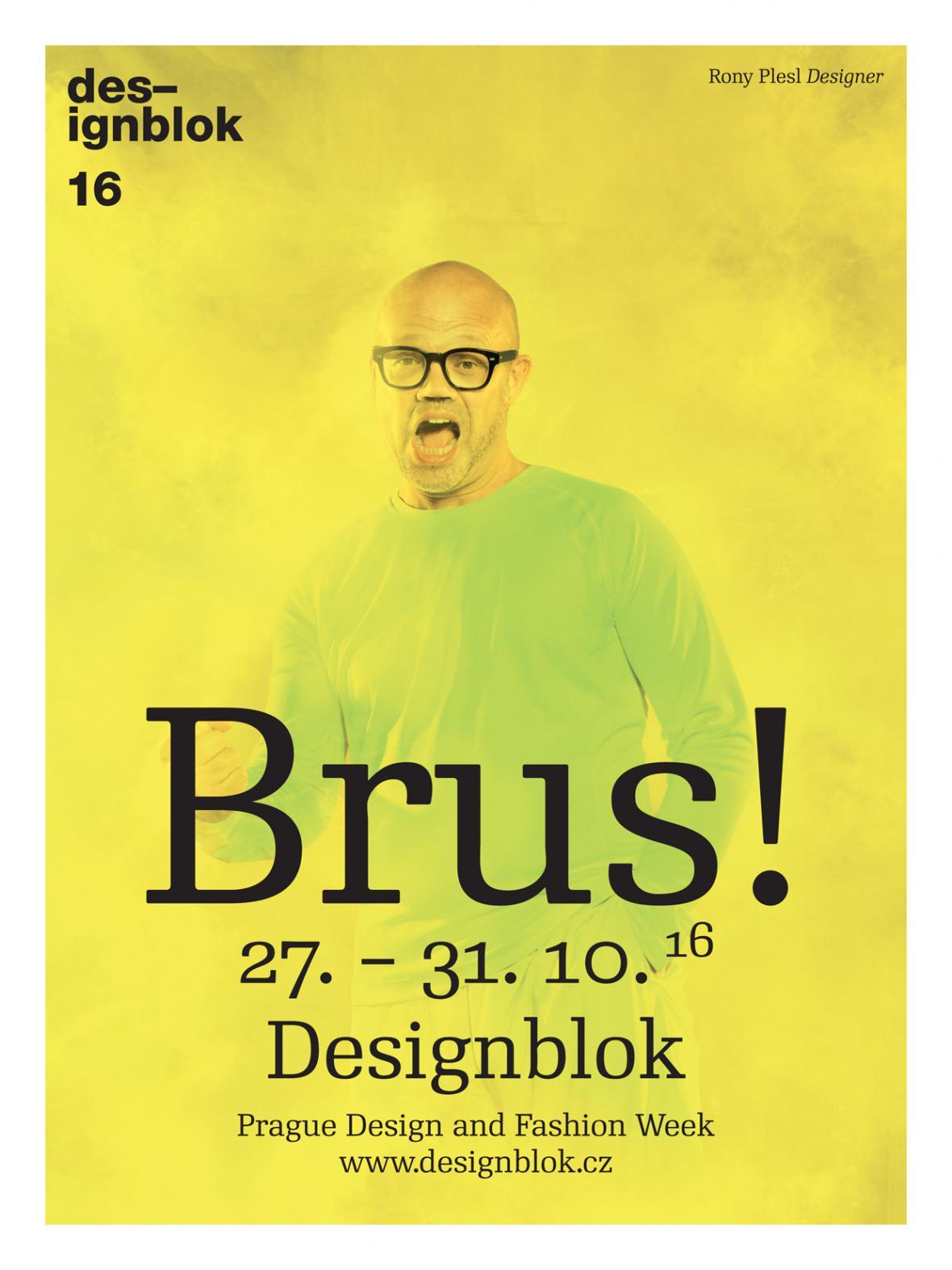 Designblok / Rony Plesl