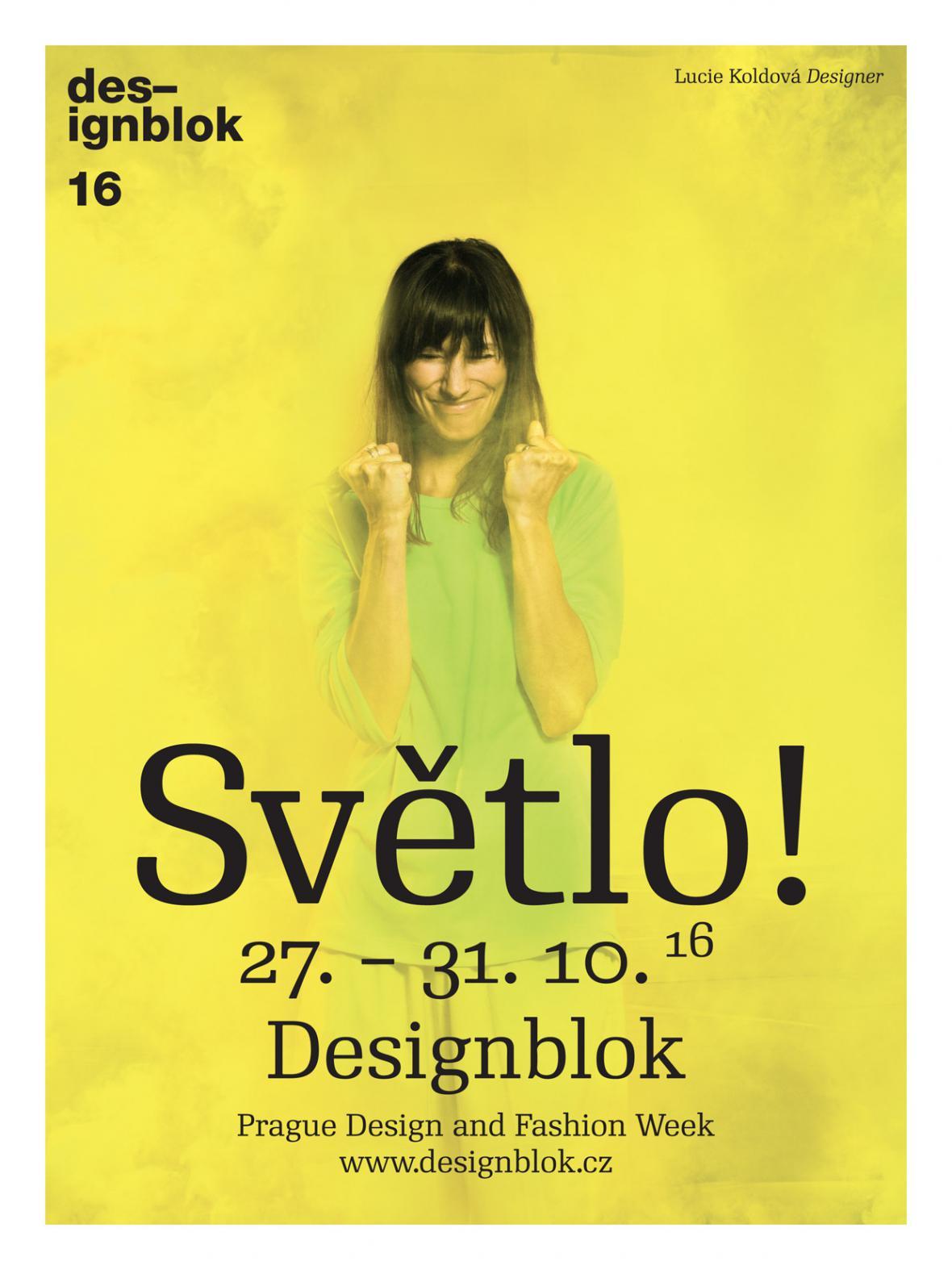 Designblok / Lucie Koldová