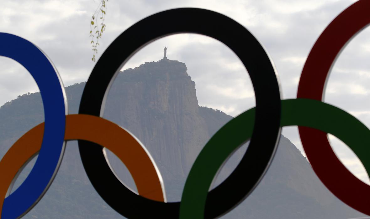 Olympijské Rio de Janeiro
