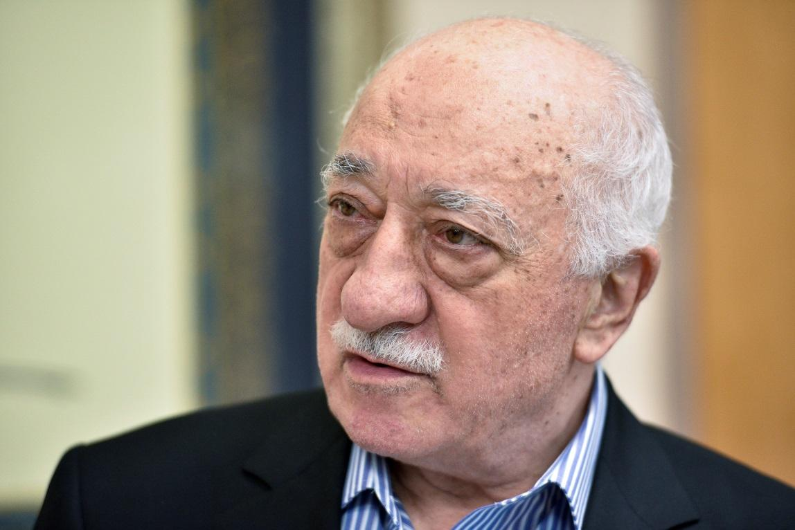 Islámský duchovní Fethullah Gülen